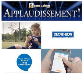 Sens du client - APPLAUDISSEMENT : Decathlon fait la révolution dans les avis clients | Présence 2.0 | Scoop.it