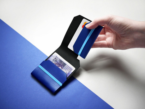 nothing_fancy : minimal wallet by chieh - Chieh | Good Design Collection | Scoop.it