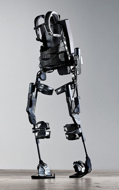 Ekso Bionics to Begin Shipping Exoskeletons for Paraplegics This Year   Robots and Robotics   Scoop.it