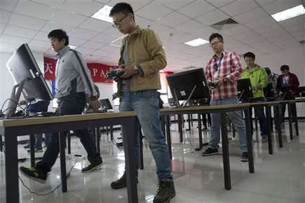 Drone schools spread in China to field pilots for new sector | News we like | Scoop.it