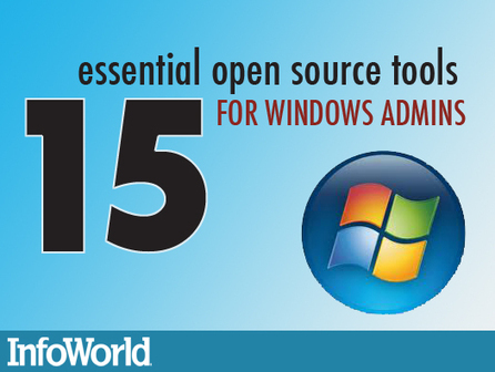 15 essential open source tools for Windows admins | The World of Open | Scoop.it