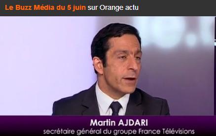 France Télévisions: «Le débat sur le retour de la publicité après 20h est ouvert» | DocPresseESJ | Scoop.it