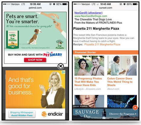 Adapting Mobile Web Usability for Ad Content Blockers   Information Science   Scoop.it