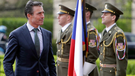 Czech Republic does not envisage NATO troops on its soil | Unthinking respect for authority is the greatest enemy of truth. | Scoop.it
