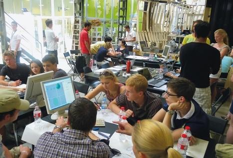 Les industries de demain naissent au coeur des Fab Labs - | Ciberseguridad + Inteligencia | Scoop.it