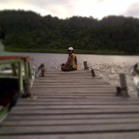 Tweet from @MaYaRadiStY | WELCOME : to : PULAU SERIBU | Scoop.it