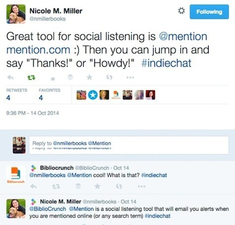 Generating Leads on Social Media by Listening | SEJ | New Customer & Employee Management | Scoop.it
