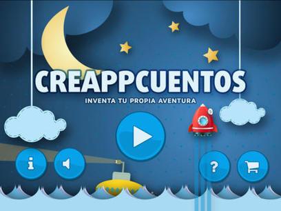 Una app para crear tus propios cuentos.- | Las TIC en el aula de ELE | Scoop.it