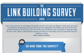 Link Building Survey 2013 – Link Building Tactics and Trends   Magento Extension Independent Marketplace   Scoop.it