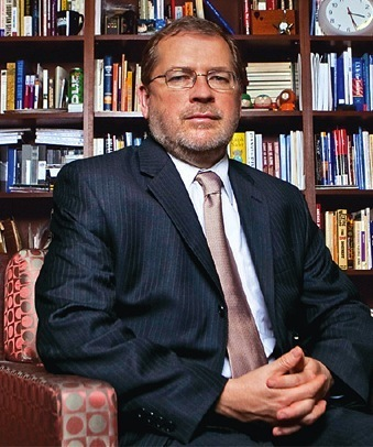 "Corporate Spy Switches Sides, Will Protest Grover Norquist ""Pledge"" on Tax Day, April 17 