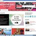 A vos portes (@avosportes) on Twitter | Les sites des médiathèques essonniennes | Scoop.it