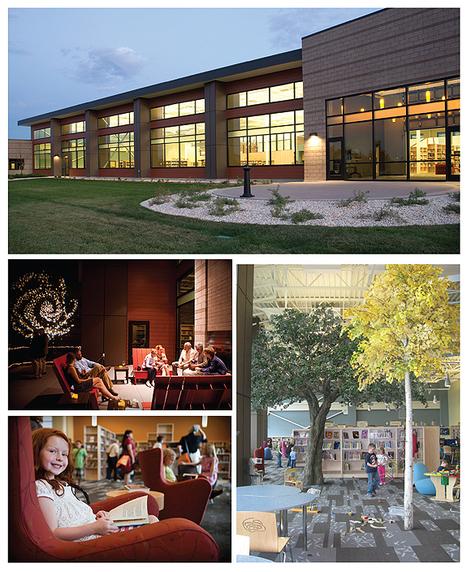 LJ's New Landmark Libraries | bibliotheques, de l'air | Scoop.it