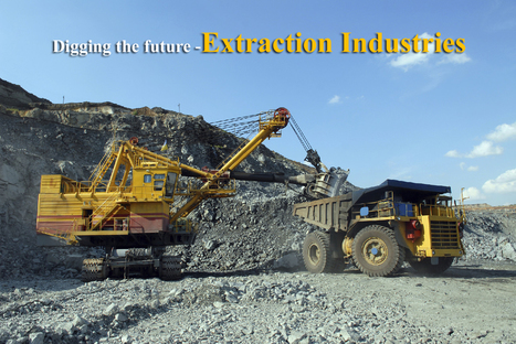 How To Safely Work While Using Mining And Quarrying Equipments | Extraction industries in India | Scoop.it