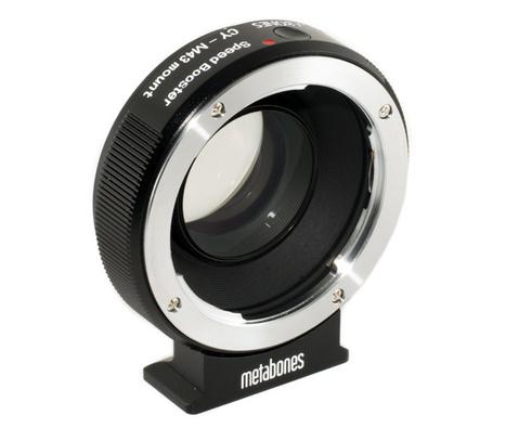 Canon EF to M43 Speedbooster on the horizon | FilmMaking Hub | Scoop.it