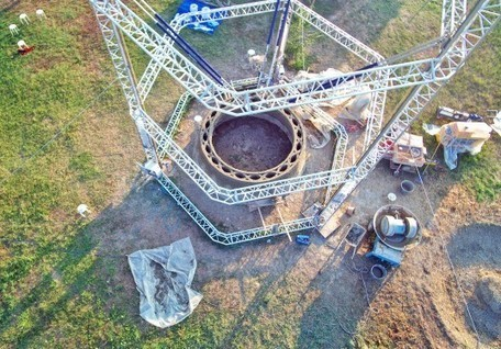 The world's largest Delta 3D printer creates nearly zero-cost homes out of mud | Cool Future Technologies | Scoop.it