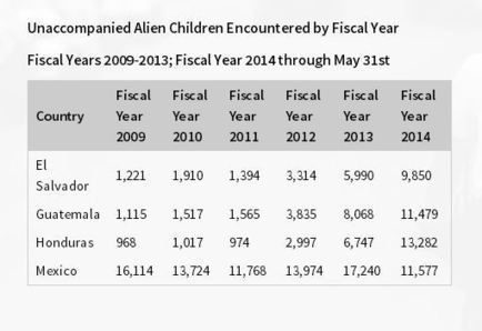Surge of Unaccompanied Minors Crossing Border Presents Education Challenges | Language, Brains, and ELL News | Scoop.it