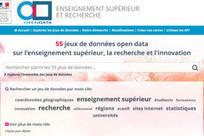 La plateforme open data du Ministère fait peau neuve | Enseignement Supérieur et Recherche en France | Scoop.it