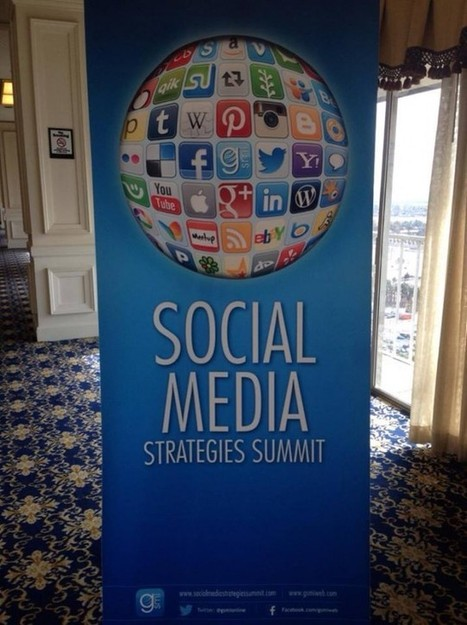 #SMSSummit Highlights: Practical and Tactical Social Media Strategy - Search Engine Journal | Specializing in Managing Change | Scoop.it