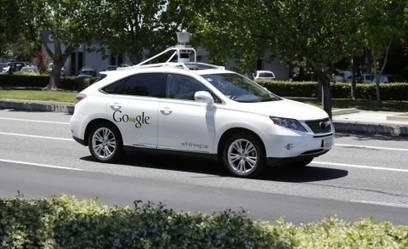 How fixed-gear bikes can confuse Google's self-driving cars | The Future of Autonomous Driving | Scoop.it