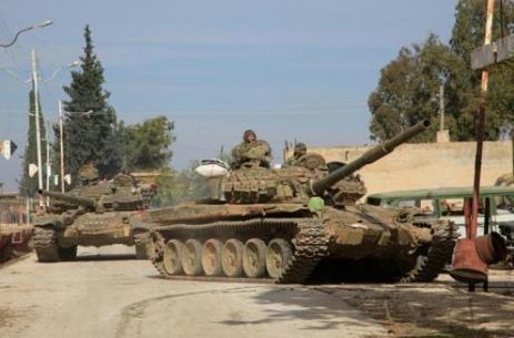 Syrie : l'armée d'Assad gagne du terrain sur les jihadistes de Daech | Think outside the Box | Scoop.it
