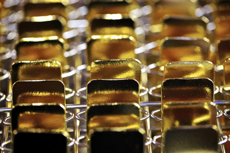 Hedge Funds Defy Goldman as Gold Bears Thank Yellen - Bloomberg | Fools Gold! | Scoop.it