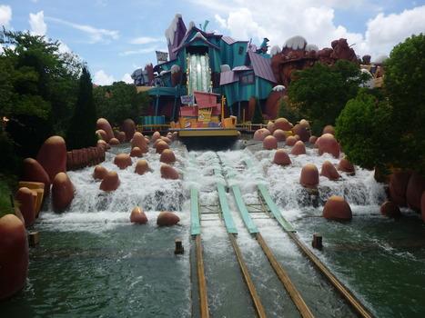 The Making of IOA: Toon Lagoon - Theme Park Canuck   Machinimania   Scoop.it