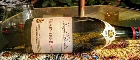 #Wine of the week: Joseph Drouhin Chorey-les-Beaune 2012 | Vitabella Wine Daily Gossip | Scoop.it