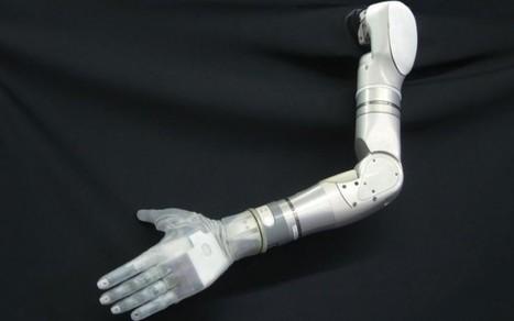 Une prothèse capable de rendre le sens du toucher | Libertés Numériques | Scoop.it