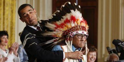 USA: Joe Medicine Crow, dernier chef de guerre indien des plaines, est mort | Ca m'interpelle... | Scoop.it