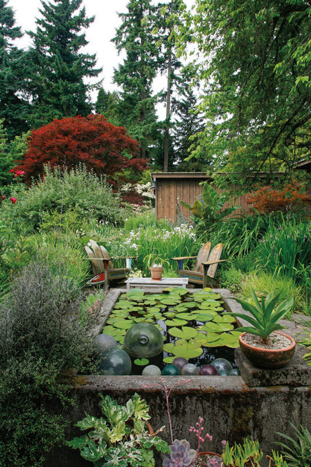 A Northwest Garden with Global Soul - Portland Monthly | Japanese Gardens | Scoop.it