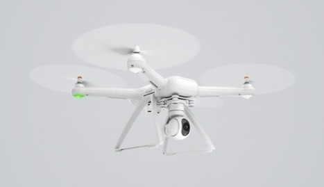 Xiaomi's new drone is as cheap as its smartphone | Robotics | Scoop.it
