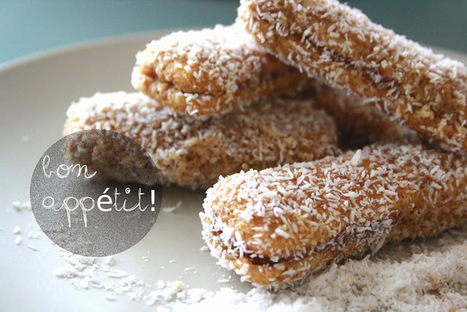 Cocchini al caffè, nutella e cocco | Encanthè | life style blog | Food and recipes | Scoop.it