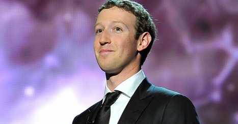 Mark Zuckerberg's Net Worth Increased by $12.4 Billion Last Year | ESocial | Scoop.it