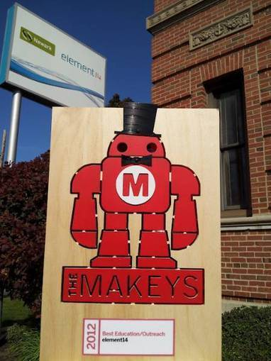 Raspberry Pi: We won a Makey award! - element14 | Raspberry Pi | Scoop.it