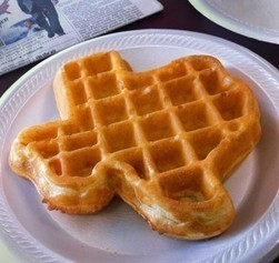 Breakfast on the road: Waffles and more waffles | food is good | Scoop.it