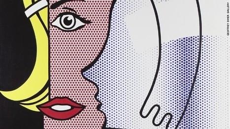 'Unseen' Pop Art, 'royal' pearl, unveiled at London art fair - CNN International   Art Education   Scoop.it