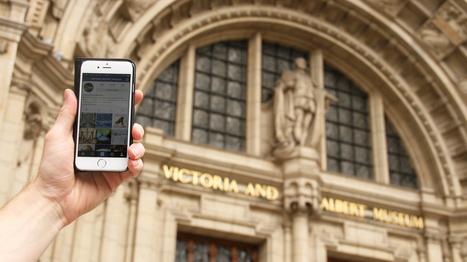 IL Y A 1 AN...Avec l'opération #museuminstaswap, 10 musées de Londres échangent leurs collections sur instagram pendant une semaine | Clic France | Scoop.it