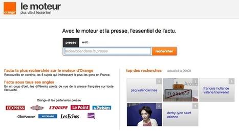 La presse française lance un concurrent à Google Actualités | Les news du Web | Scoop.it