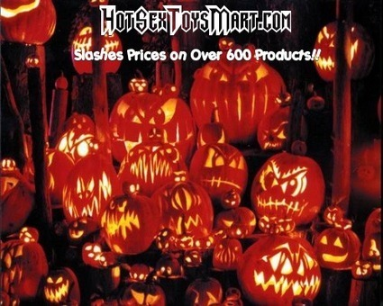 Halloween Blowout Sale! Over 600 Products On Sale! - Sex Toys by Hot Sex Toys Mart - , :: Quality adult sex toys at Low Prices! | HotSexToysMart.com | Scoop.it