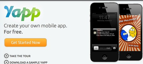 Yapp - App yourself! Create your own mobile app | Web2.0 et langues | Scoop.it