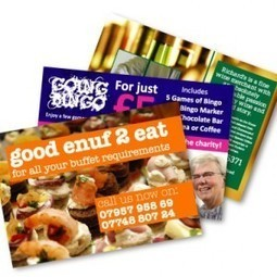 A6 Leaflets Printing - Low cost High quality - Order Now | Print365 | Scoop.it