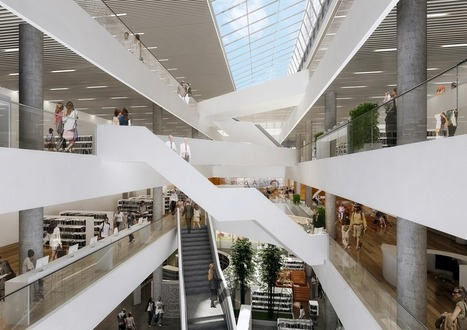Canada: Halifax's New Central Library Earns Praise, Makes CNN's Top-10 List of Eye-Popping New Buildings of 2014 | LJ INFOdocket | ABCDaire : architecture, bibliothèque, culture, design | Scoop.it