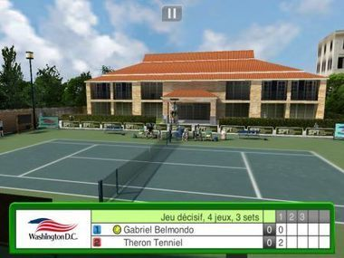 "Test jeu iPhone : Virtua Tennis Challenge, adaptation réussie ? | Veille Techno et Informatique ""Autrement"" 