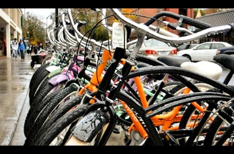 Bicycle Daycare | Active Commuting | Scoop.it