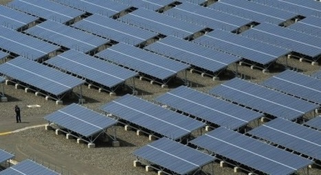 New report outlines U.S. military's solar-powered might | The Raw Story | News You Can Use - NO PINKSLIME | Scoop.it