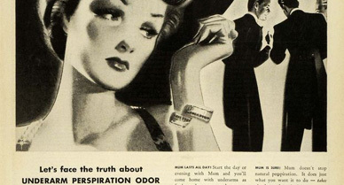 How Advertisers Convinced Americans They Smelled Bad via Gail Shipley | A Cultural History of Advertising | Scoop.it
