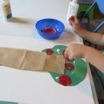 We made apple trees in preschool | Teach Preschool | Scoop.it