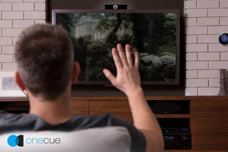 Onecue remplace toutes vos télécommandes par des gestes de la main ‹ infohightech   Ressources pour la Technologie au College   Scoop.it