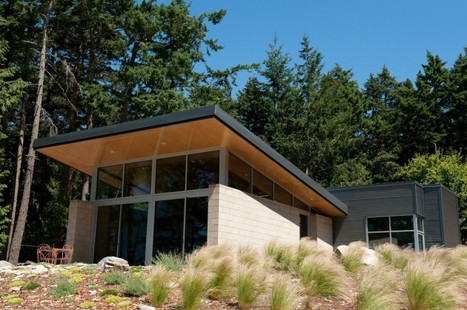 Lopez Island Cabin by Stuart Silk Architects | sustainable architecture | Scoop.it