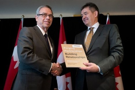 Build trust with First Nations: report | Waabizhishi News | Scoop.it